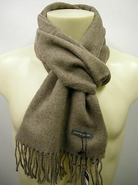 Sciarpa scarf unisex PIERRE CARDIN art.ROMA P001 col.116 nocetta Italy