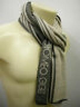 Sciarpa scarf uomo ROMEO GIGLI a.MS1402G G002 c.1 beige Italy