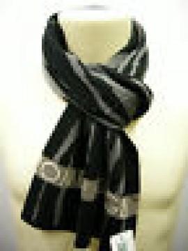 Sciarpa scarf uomo ROMEO GIGLI articolo MS1404G G002 colore 5 NERO BLACK Italy