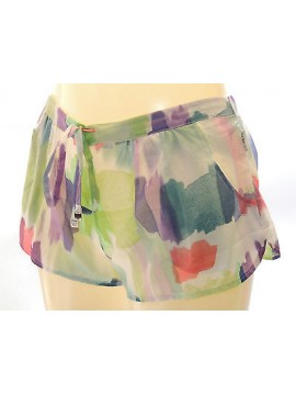 Shorts pantalone corto donna mare EMPORIO ARMANI a.262228 3P365 T.S c.25710 fant