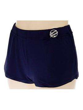 Shorts pantalone donna mare EMPORIO ARMANI 262393 4P363 T.L 00035 NAVY