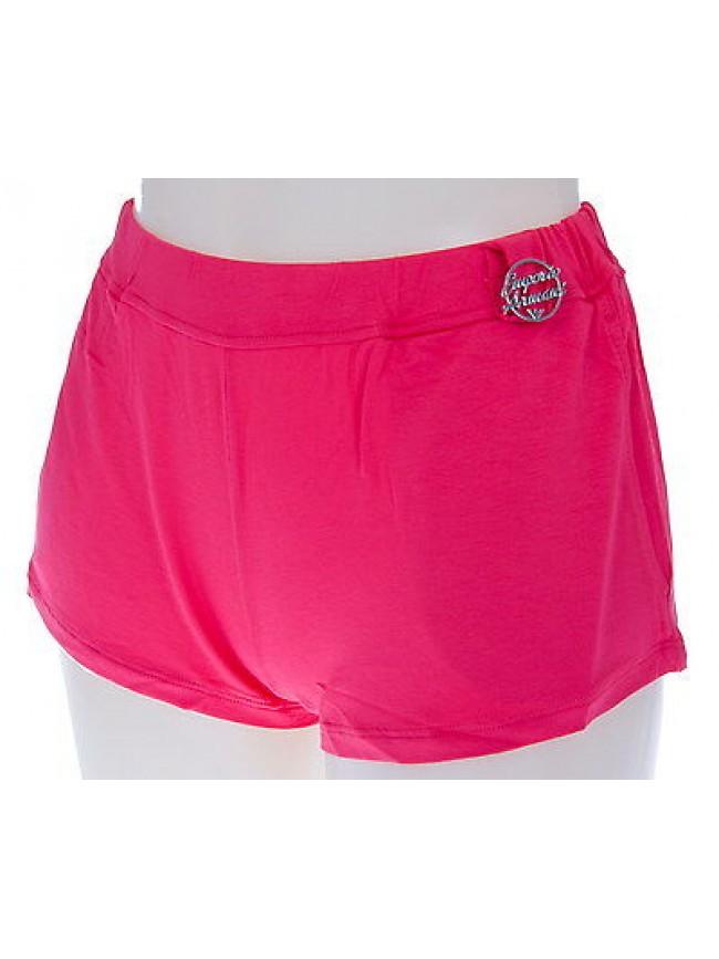 Shorts pantalone donna mare EMPORIO ARMANI 262393 4P363 T.L 15874 FRESIA