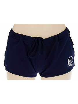 Shorts pantalone donna mare EMPORIO ARMANI 262393 4P368 T.L 00035 NAVY