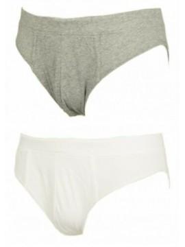 Slip mutanda uomo in cotone biologico underwear RAGNO articolo 60432R BIO COTTON