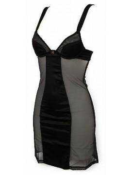 01f94c196a Sottoveste donna petticoat EMPORIO ARMANI 163693 6P232 taglia 32/B c. 00020  NERO