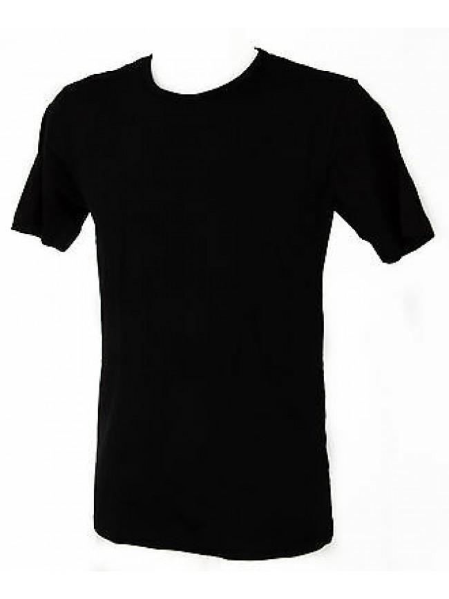 T-shirt camiciola uomo underwear RAGNO art. 601577 taglia 6/XL colore 020 NERO