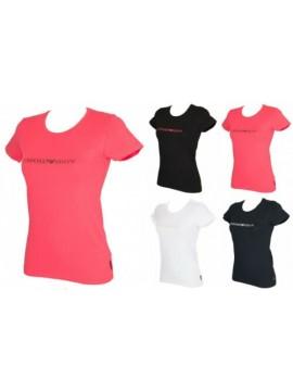 T-shirt donna manica corta girocollo EMPORIO ARMANI articolo 163139 7P317