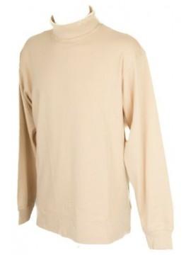T-shirt maglia uomo manica lunga collo alto dolcevita LOTTO articolo G6763