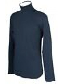T-shirt maglia uomo manica lunga collo alto dolcevita cotone KEY-UP articolo 20C