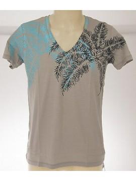T-shirt maglietta V uomo EMPORIO ARMANI 211472 4P457 taglia S col.05140 GRIGIO