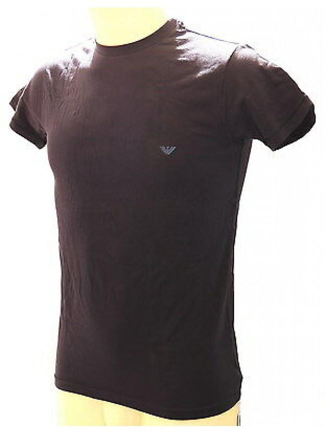 T-shirt maglietta girocollo uomo EMPORIO ARMANI 110853 3A728 T.S 000135 marine