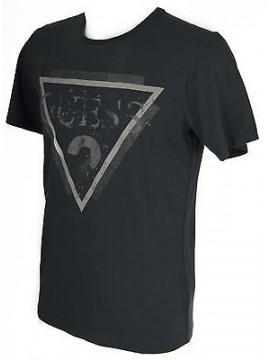 T-shirt maglietta girocollo uomo GUESS a. M54I00 taglia S col. G425 TURBULENCE