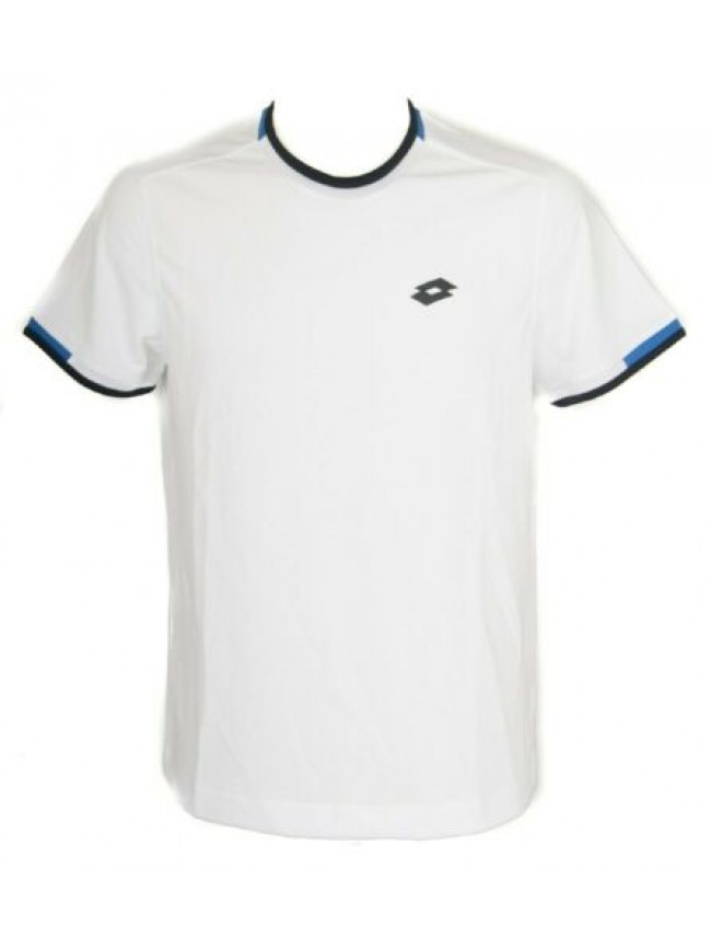 T-shirt maglietta manica corta uomo tennis sport LOTTO articolo R3858 T-SHIRT AY
