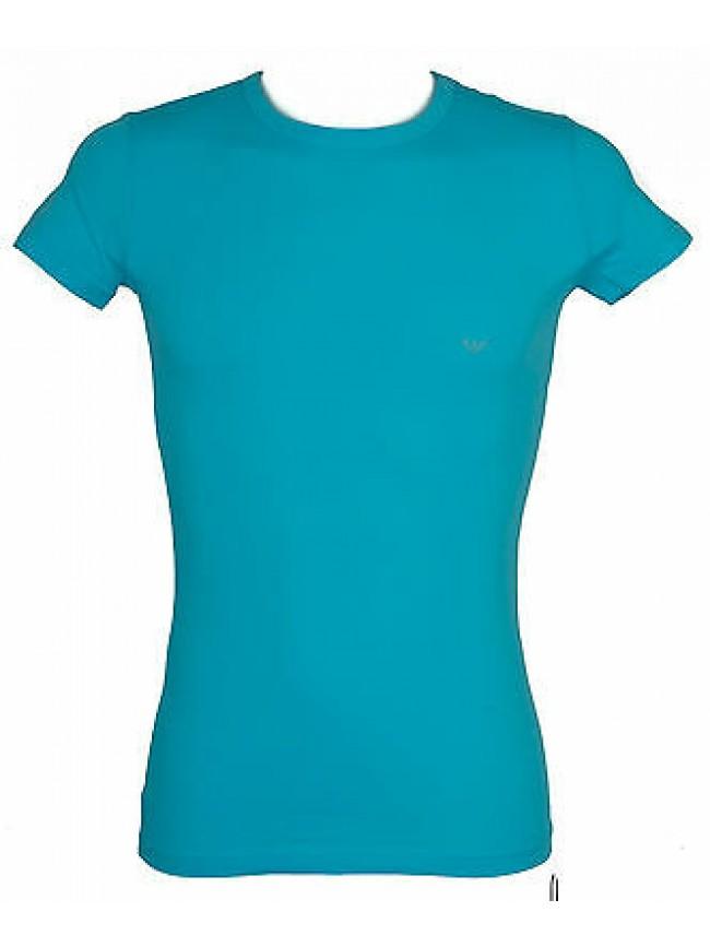 T-shirt maglietta uomo EMPORIO ARMANI 111035 5P717 taglia L 12832 ANICE