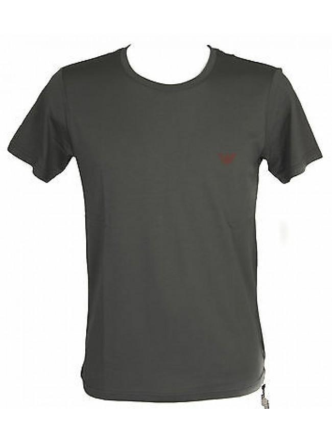 T-shirt maglietta uomo EMPORIO ARMANI 211123 5P451 taglia L 13343 GREIGE