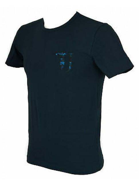 T-shirt maglietta uomo TRUSSARDI JEANS art. TR0017 taglia S colore 357 TUNNEL