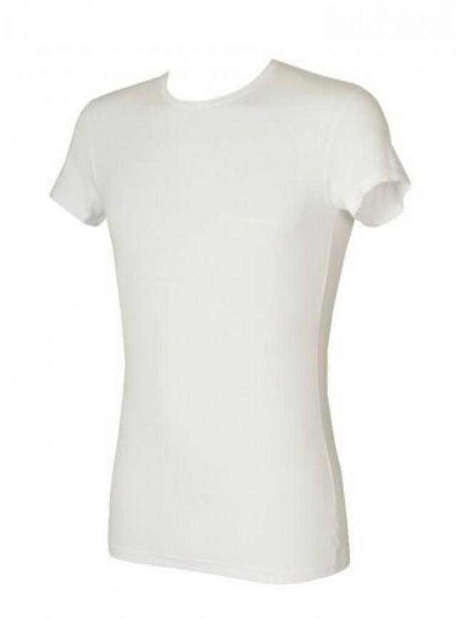 T-shirt maglietta uomo girocollo manica corta elasticizzata EMPORIO ARMANI artic