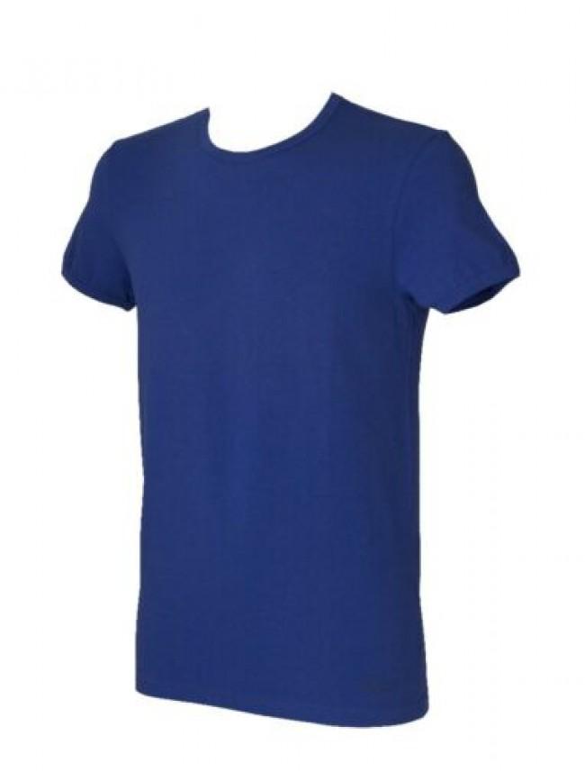 T-shirt maglietta uomo girocollo manica corta elasticizzata GIANNI VERSACE artic