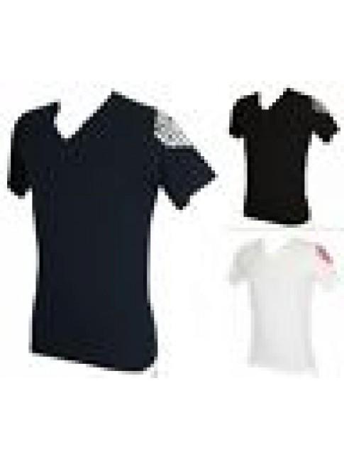 T-shirt maglietta uomo scollo V manica corta EMPORIO ARMANI articolo 111760 8P72