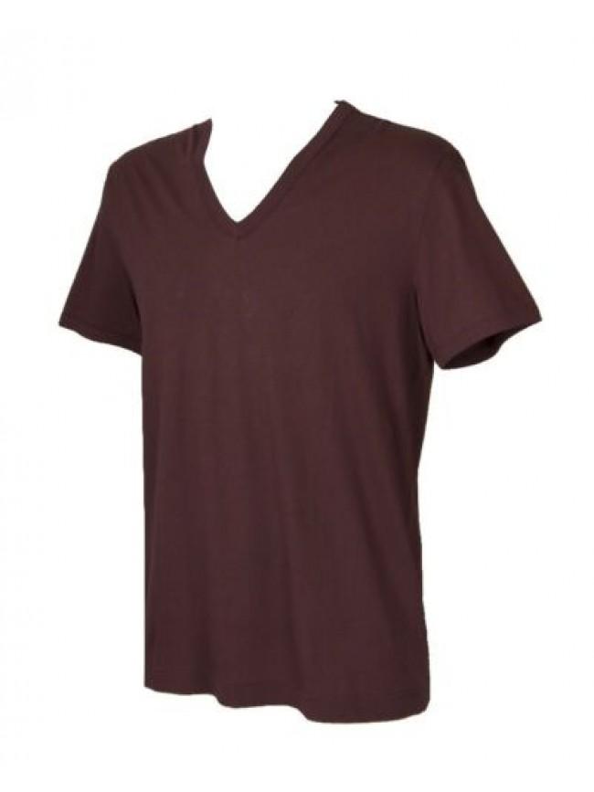 T-shirt maglietta uomo scollo V manica corta cotone DOLCE E GABBANA articolo M14