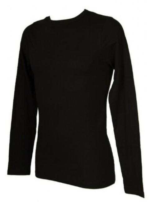 T-shirt uomo cotone maglia manica lunga girocollo RAGNO articolo U071M9