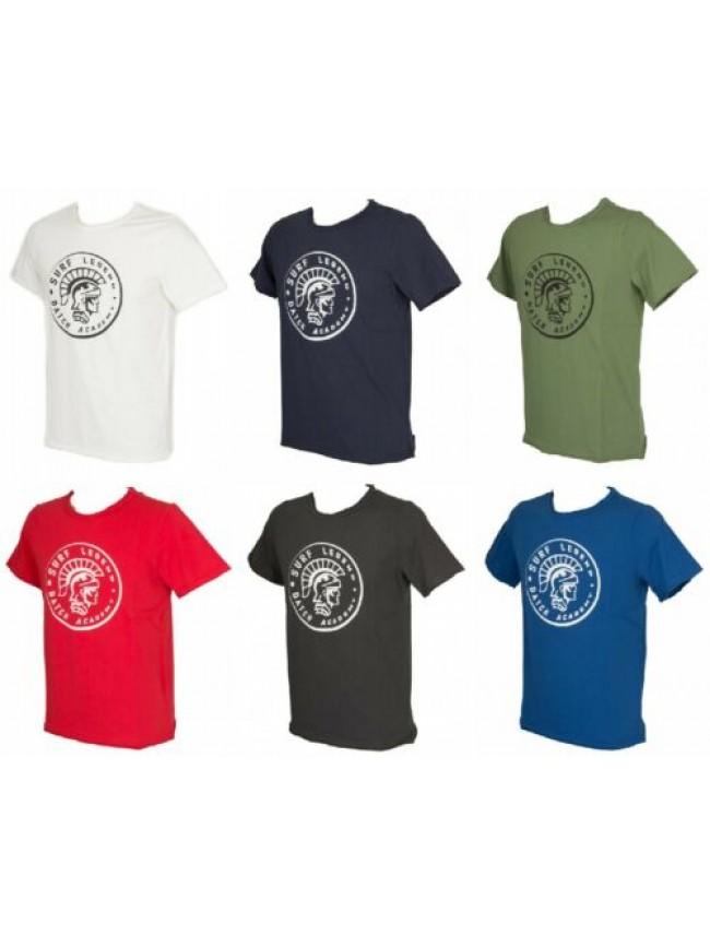 T-shirt uomo girocollo maglietta manica corta cotone DATCH articolo BU0012