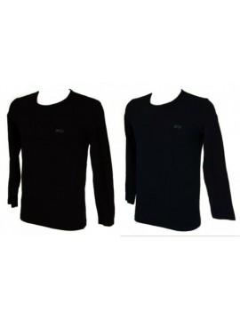 T-shirt uomo girocollo manica lunga DATCH articolo IU0034