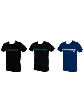 T-shirt uomo manica corta girocollo EMPORIO ARMANI articolo 110853 6A508