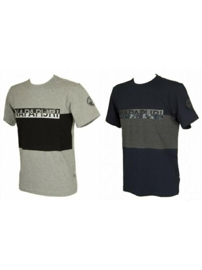 T-shirt uomo manica corta girocollo NAPAPIJRI articolo N0YHX1 SIBANOR