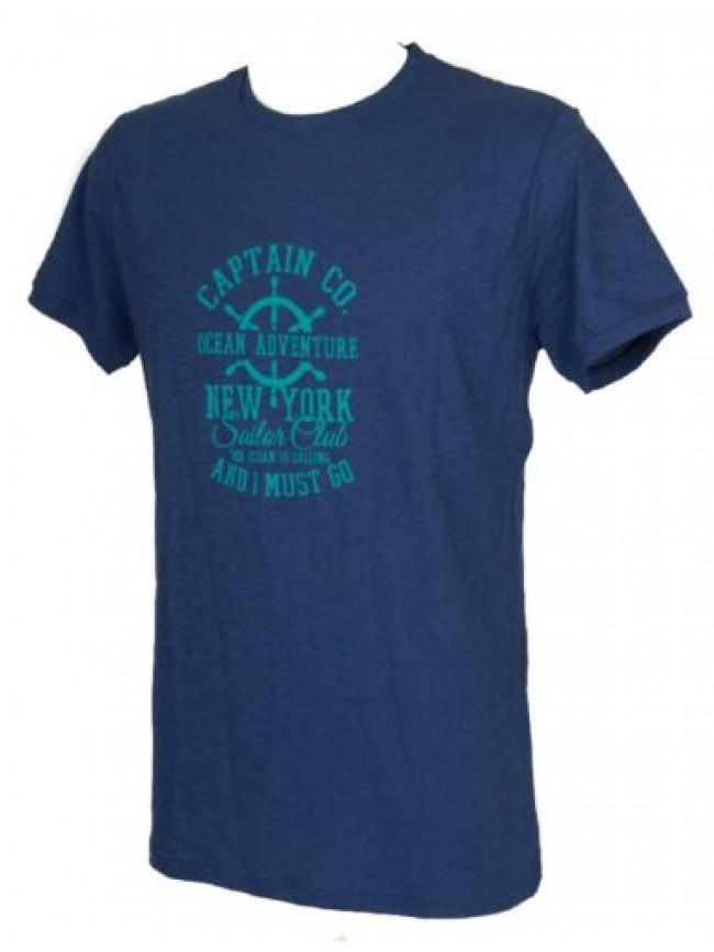 T-shirt uomo manica corta girocollo cotone RAGNO articolo 60462C