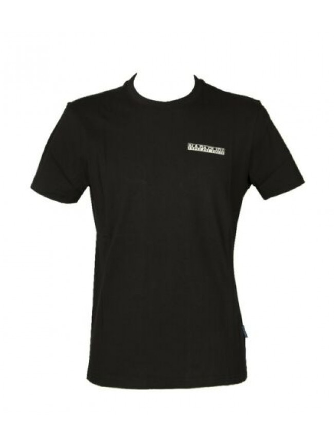 T-shirt uomo manica corta maglietta girocollo cotone NAPAPIJRI articolo NP0A4F7F