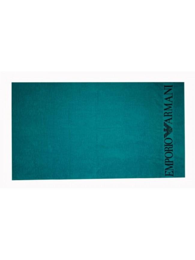 Telo mare o piscina o spa spugna cm.170x100 EMPORIO ARMANI articolo 211095 4P482