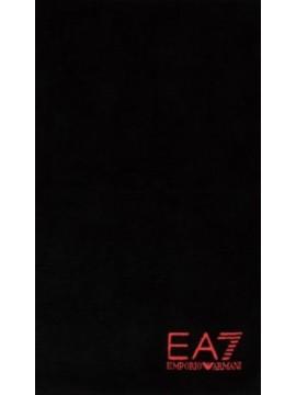 Telo palestra fitness cm.85x50 EA7 EMPORIO ARMANI articolo 904015 7P796