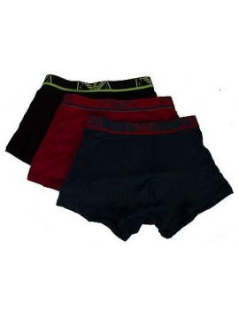 Tripack 3 boxer trunk EMPORIO ARMANI 111583 6P712 taglia M colore 38520 NE AV R