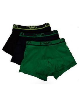 Tripack 3 boxer trunk EMPORIO ARMANI 111583 6P712 taglia XL colore 29935 NE MA P