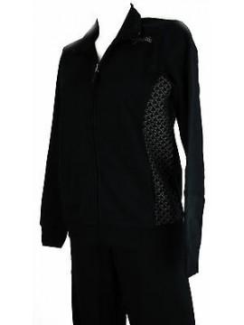 Tuta completo donna zip homewear F.LLI CAMPAGNOLO 8Q76201 taglia M col. M982 BLU