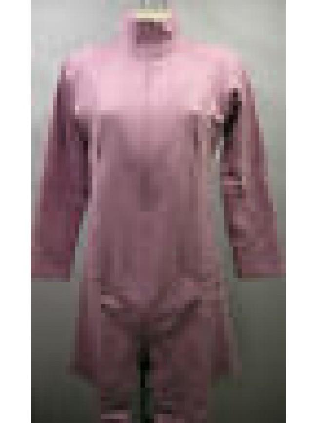 Vestaglia camera donna home wear peignoir RAGNO N77038 T.48 c.053 glicine