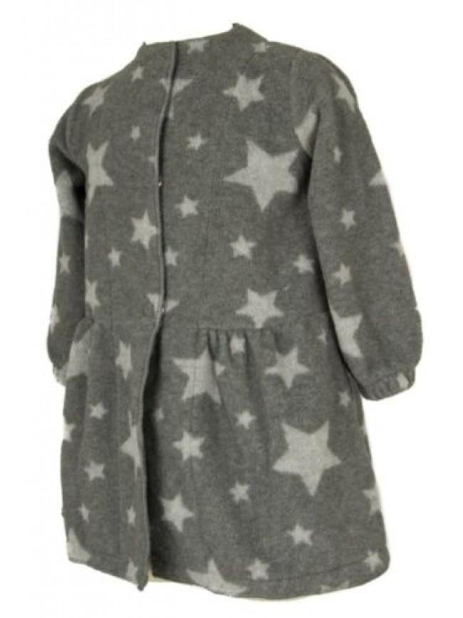 Vestaglia da camera bimba bambina manica lunga con clip in pile sleepwear HAPPY