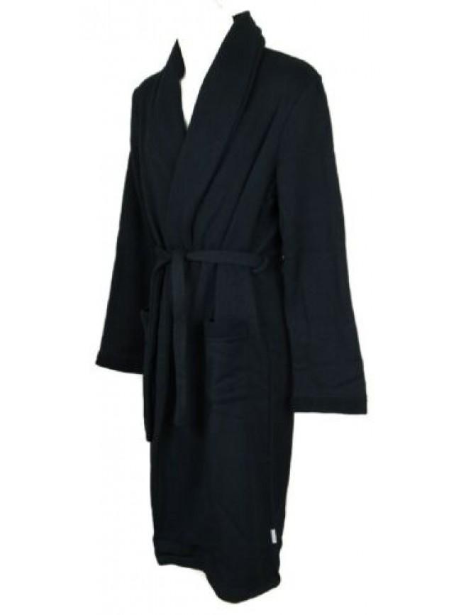 Vestaglia da camera uomo in caldo e morbido pile homewear RAGNO articolo N26138