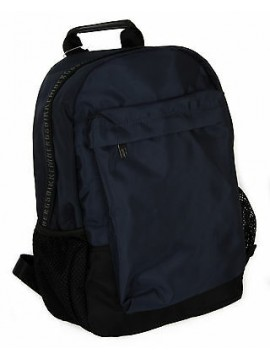 Zaino BIKKEMBERGS art. 6ADD0610 DB-TAPE EASY BACKPACK colore D05 MIDNIGHT BLUE