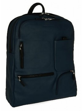 Zaino notebook pc backpack bag PIQUADRO SC art. CA3656S80 colore BLU