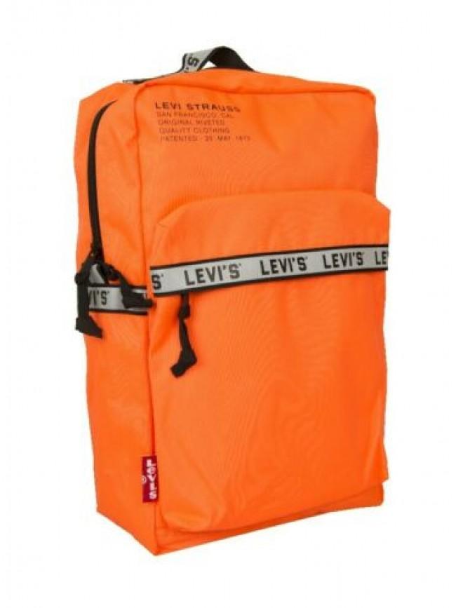 Zaino volume 25 litri con vano porta notebook laptop 15 pollici LEVI'S articolo